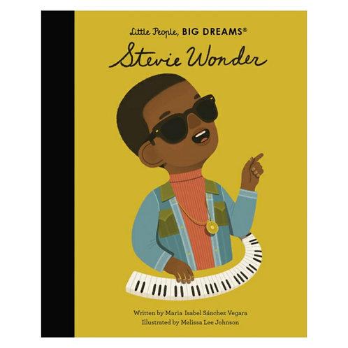 Stevie Wonder - Maria Isabel Sanchez Vegara