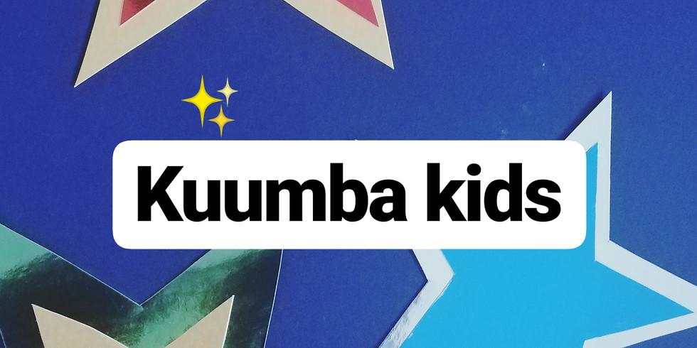 Kuumba Kids Star Stocking Workshop