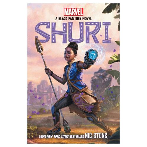 Shuri: A Black Panther Novel (Marvel) -Nic Stone