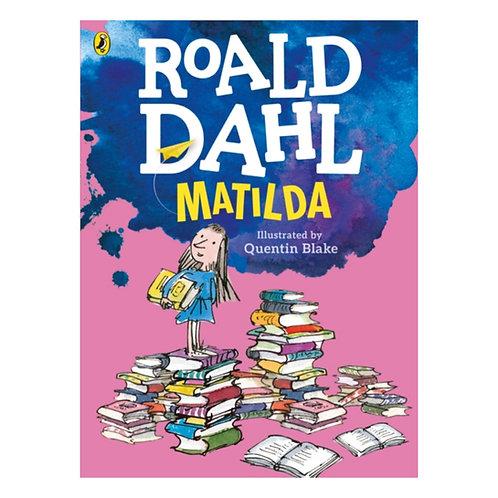 Matilda (Colour Edition) - Roald Dahl &  Quentin Blake