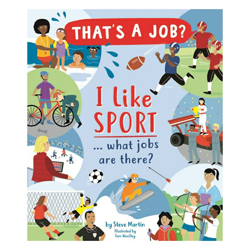 I Like Sports... What Jobs Are There?