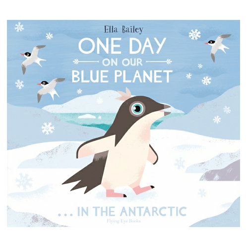 One Day On Our Blue Planet: In the Antarctic - Ellie Bailey