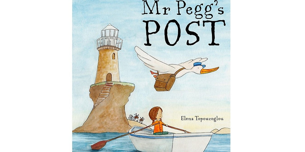 Elena Topouzoglou    Mr Pegg's Post