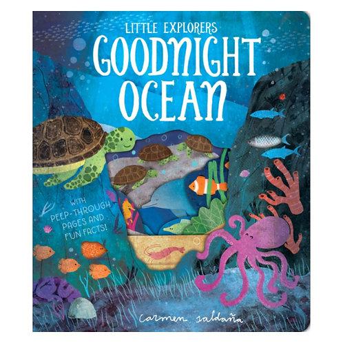 Goodnight Ocean -Becky Davies& Carmen Saldana