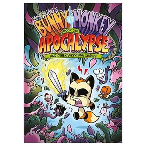 Bunny vs Monkey 6: Apocalypse - Jamie Smart