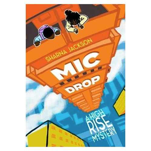 Mic Drop - Sharna Jackson