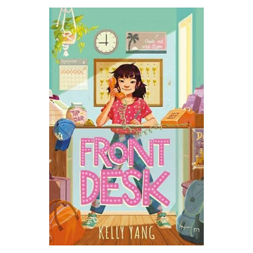 Front Desk -Kelly Yang