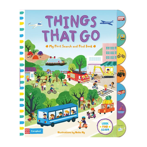 Search and Find: Things That Go