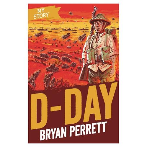 D-Day - Bryan Perrett
