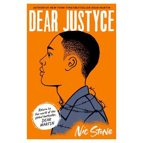 Dear Justyce - Nic Stone
