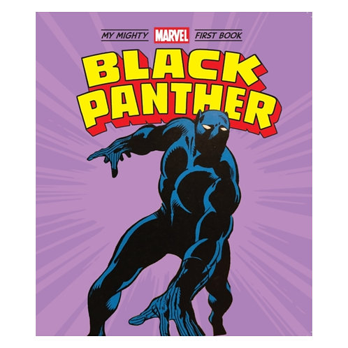 Black Panther : My Mighty Marvel First Book