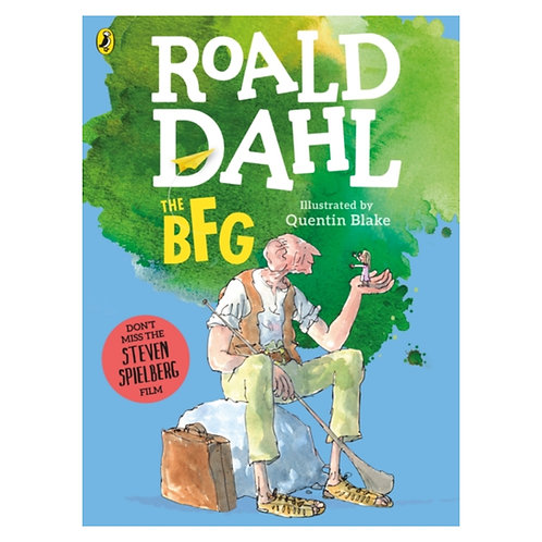 The BFG (Colour Edition) - Roald Dahl