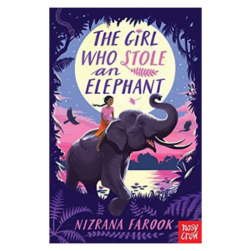 The Girl Who Stole an Elephant - Nizrana Farook