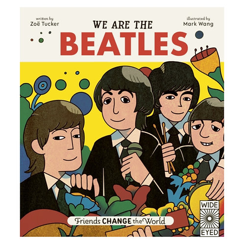 We Are The Beatles - Zoe Tucker