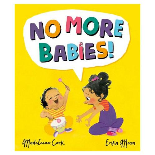 No More Babies -Madeleine Cook& Erika Meza