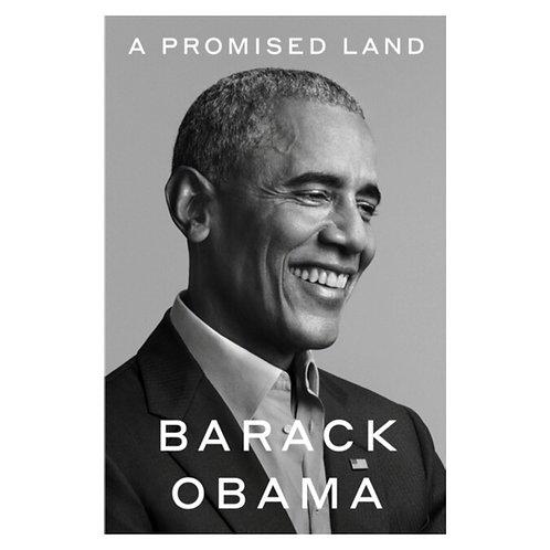 A Promised Land - Barack Obama