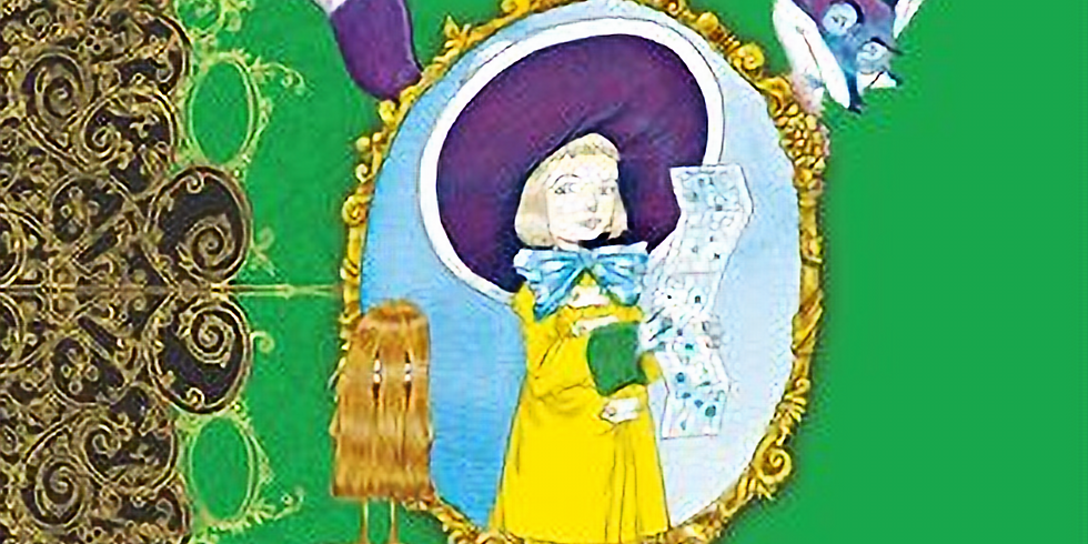 SOLD OUT - Author Event: Chris Riddell