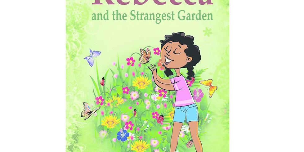 CPID Author Event: V.V. Thomas, Rebecca and the Strangest Garden