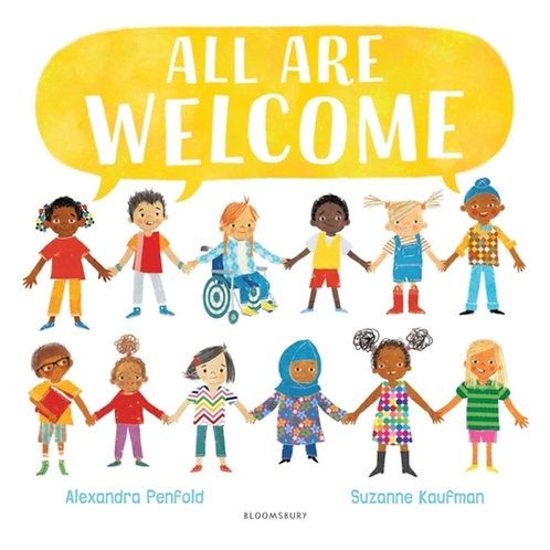 All Are Welcome - Alexandra Penfold &  Suzanne Kaufman