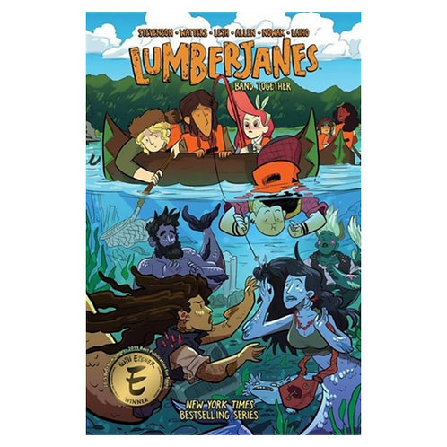 Lumberjanes Vol. 5: Band Together - Noelle Stevenson & Shannon Watters