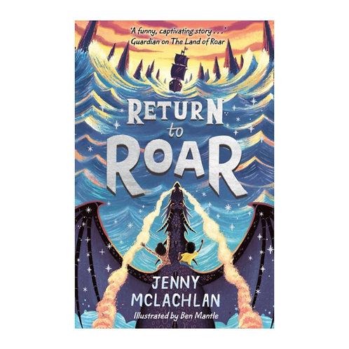 Return to Roar - enny McLachlan