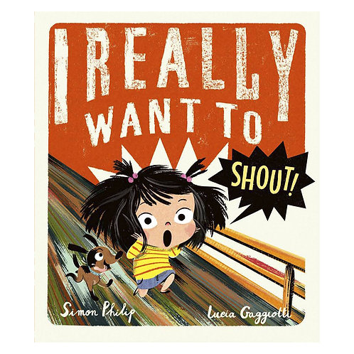 I Really Want to Shout - Simon Philip