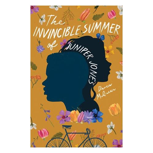 The Invincible Summer of Juniper Jones - Daven McQueen