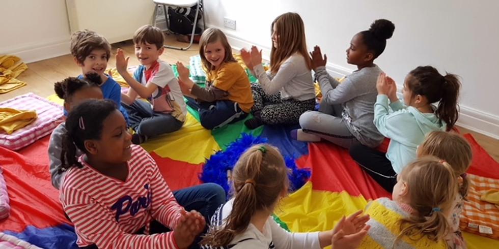 Sat 6th July: Family Mindfulness Workshop