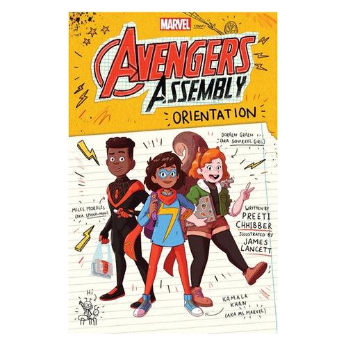 Marvel Avengers Assembly: Orientation - Preeti Chhibber