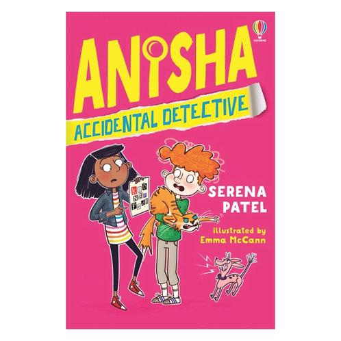 Anisha, Accidental Detective - Serena Patel