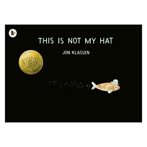This Is Not My Hat -Jon Klassen