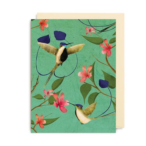 Mini Card - Marvellous Hummingbird