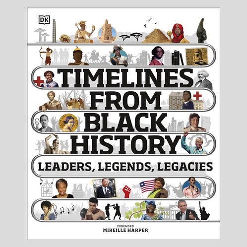 Timelines from Black History : Leaders, Legends, Legacies