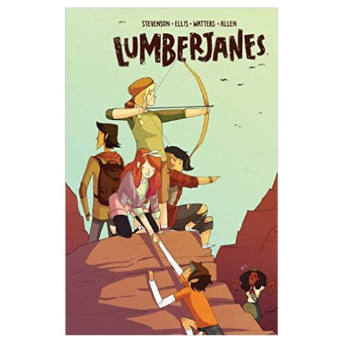 Lumberjanes Vol. 2: Friendship To The Max - Noelle Stevenson & Shannon Watters