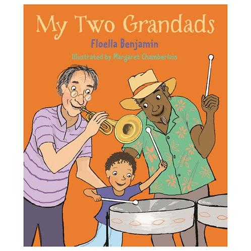 My Two Grandads - Floella Benjamin & Margaret Chamberlain