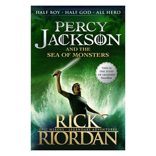 Percy Jackson & The Sea of Monster - Rick Riordan