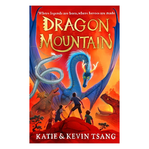 Dragon Mountain - Kevin Tsang & Katie Tsang