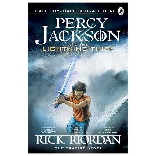 Percy Jackson and the Lightning Thief: The Graphic Novel - Rick Riordan