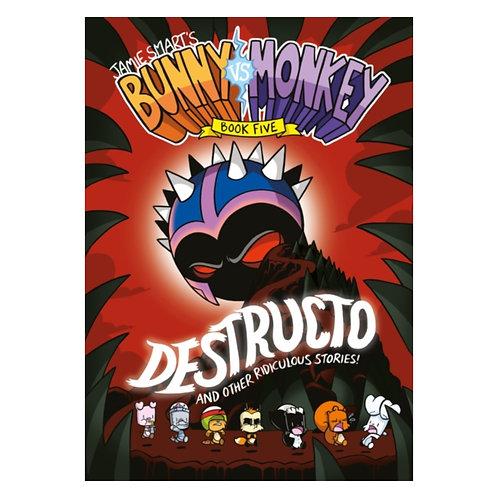 Bunny vs Monkey 5: Destructo