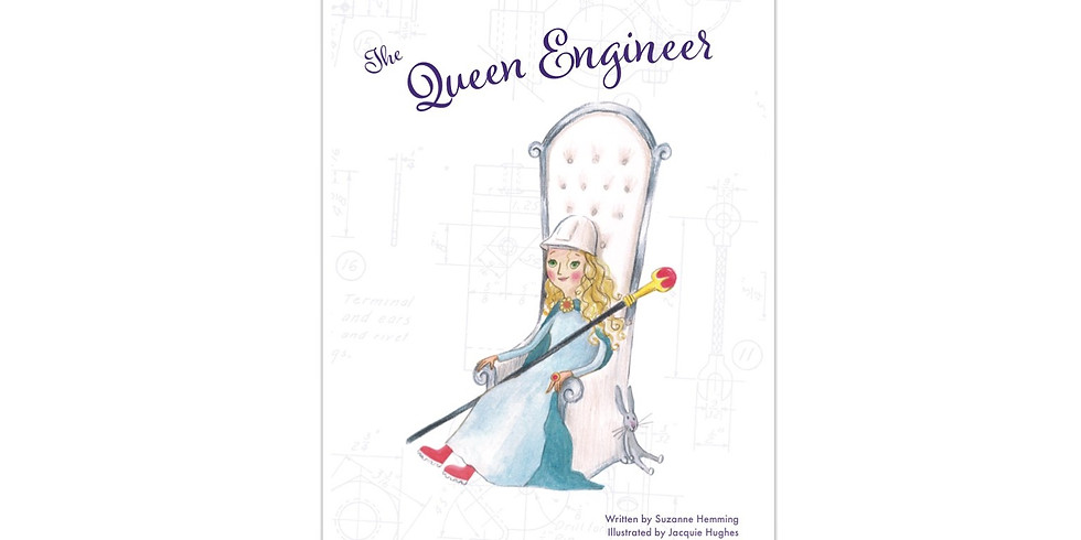 CPID Author Event: Suzanne Hemming, The Queen Engineer