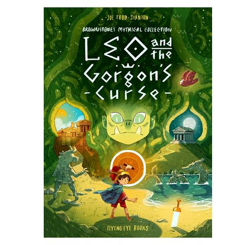 Leo and the Gorgon's Curse - Joe Todd-Stanton