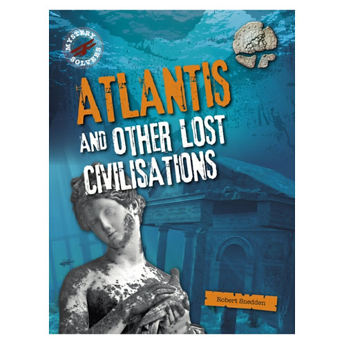 Atlantis and Other Lost Civilizations - Robert Snedden