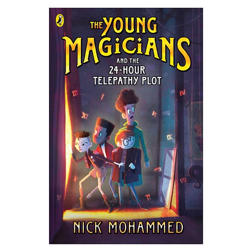 The Young Magicians and the 24-Hour Telepathy Plot - Nick Mohammed