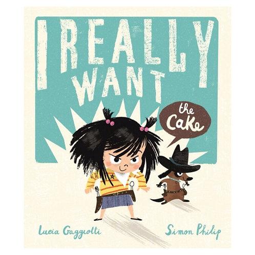 I Really Want the Cake - Simon Philip