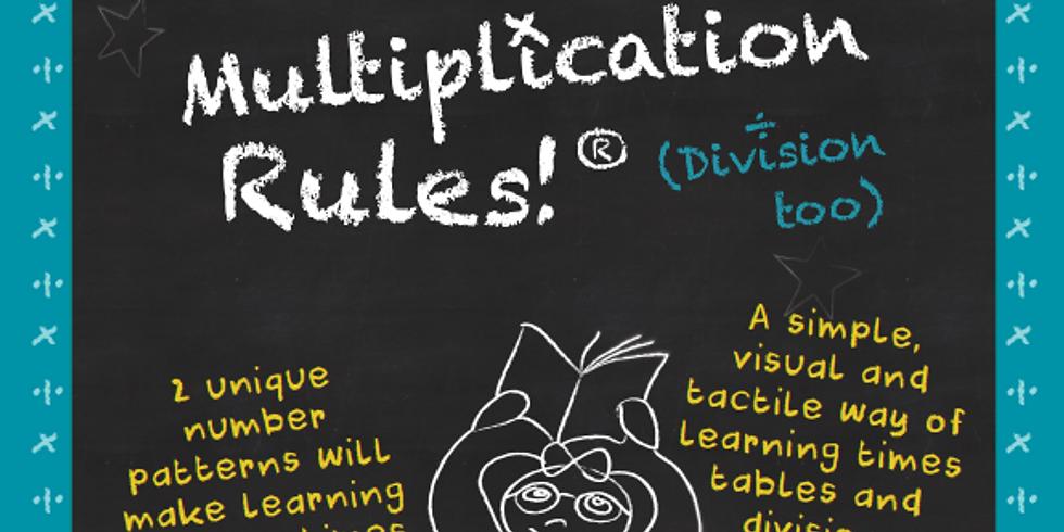 Mulitplication Rules