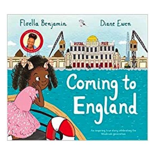 Coming to England - Floella Benjamin