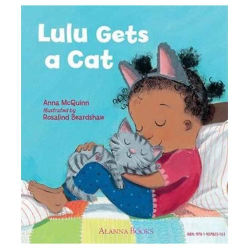 Lulu Gets a Cat - Anna McQuinn & Rosalind Beardshaw
