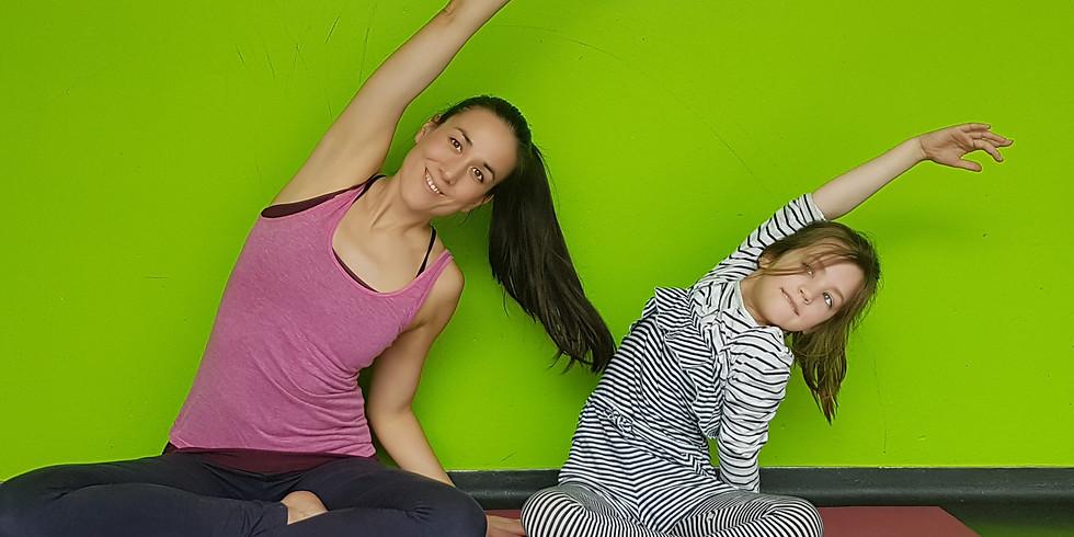 Parent and Toddler Yoga