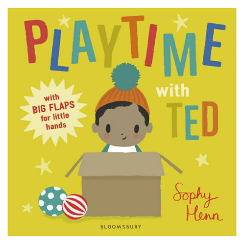 Playtime With Ted -Sophy Henn
