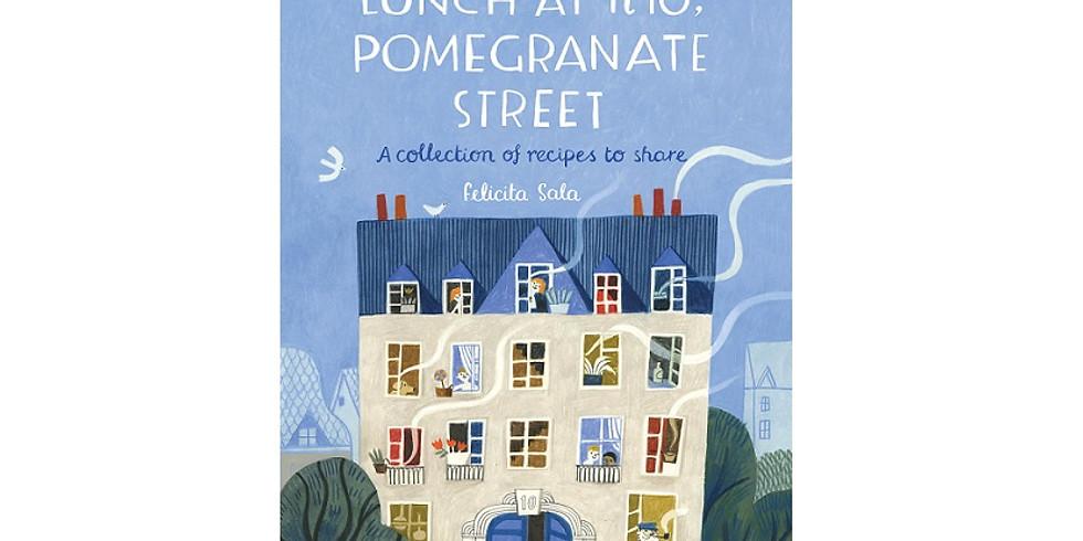 Author Event: Felicita Sala - Lunch at No.10 Pomegranate Street